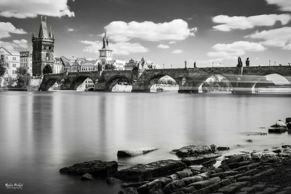 Procházka po Praze černobíle, CEWE soutěž Českem křížem krážem