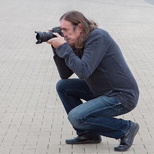 Fotograf Karel Horký
