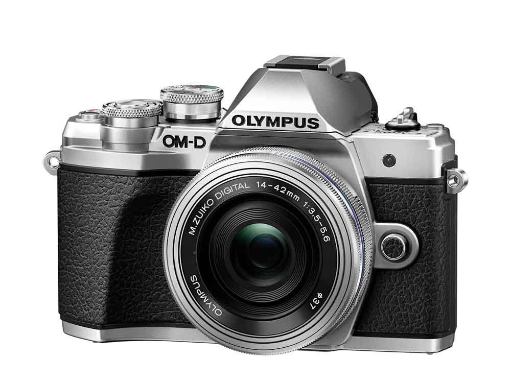 Olympus OM-D E-M10 Mark III stříbrný