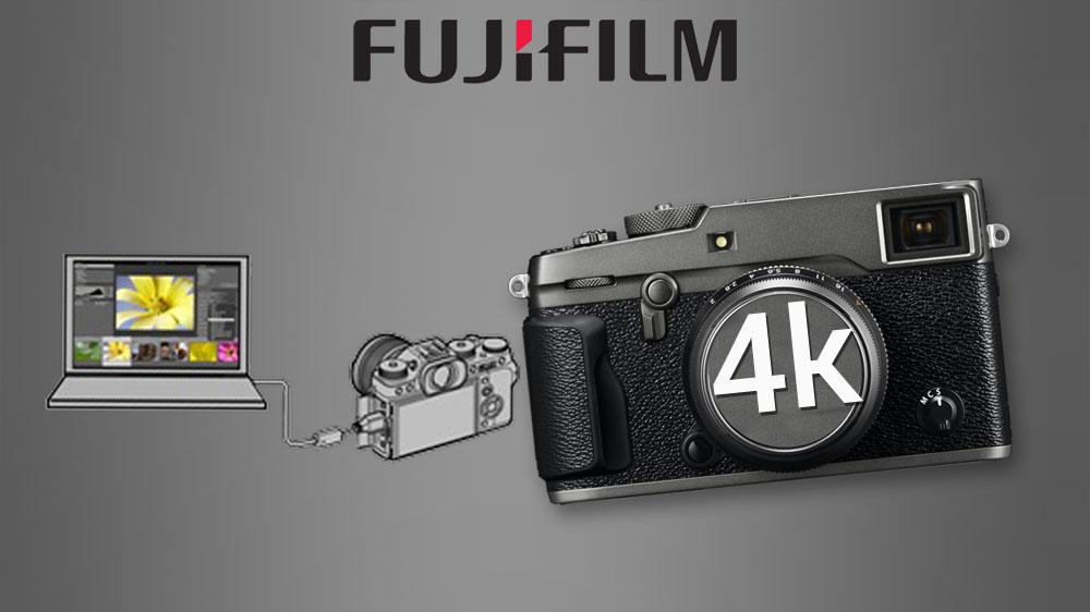 Fujifilm X-Pro2, X-T2, X-T20, X100F nový firmware 2017