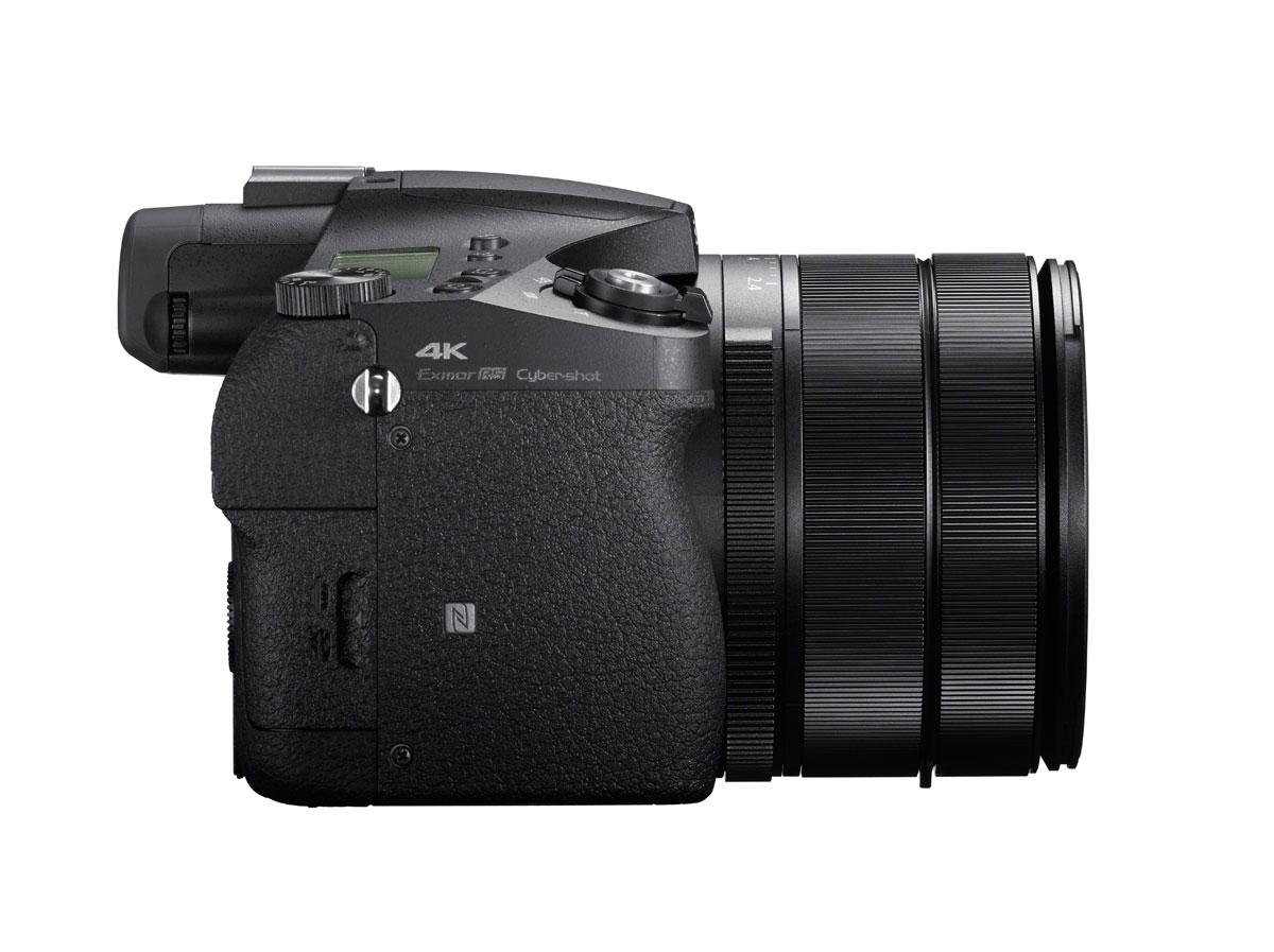 Novinka Sony cyber-shot RX10 Mark IV