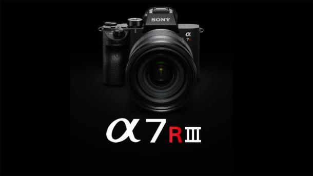 Sony Alpha A7R Mark III