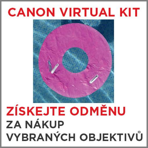 Canon výhodná akce na fotoaparáty