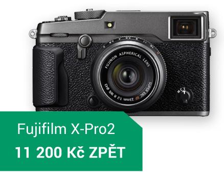Fujifilm X-Pro2 sleva