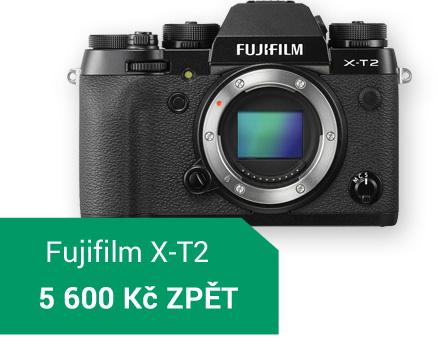 Fujifilm X-T2 sleva