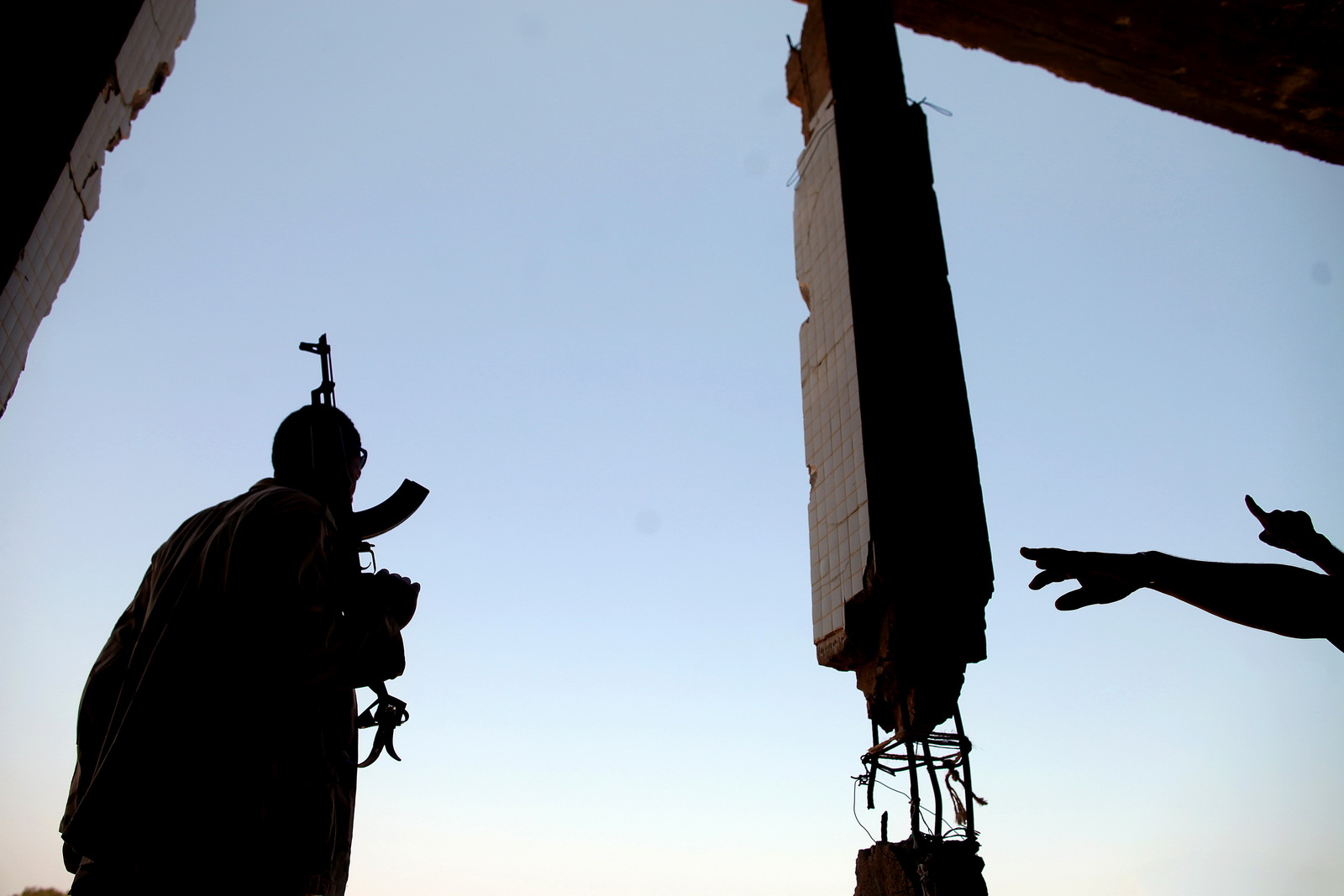 Arabské revoluce, Tripolis, Libye – Jan Šibík