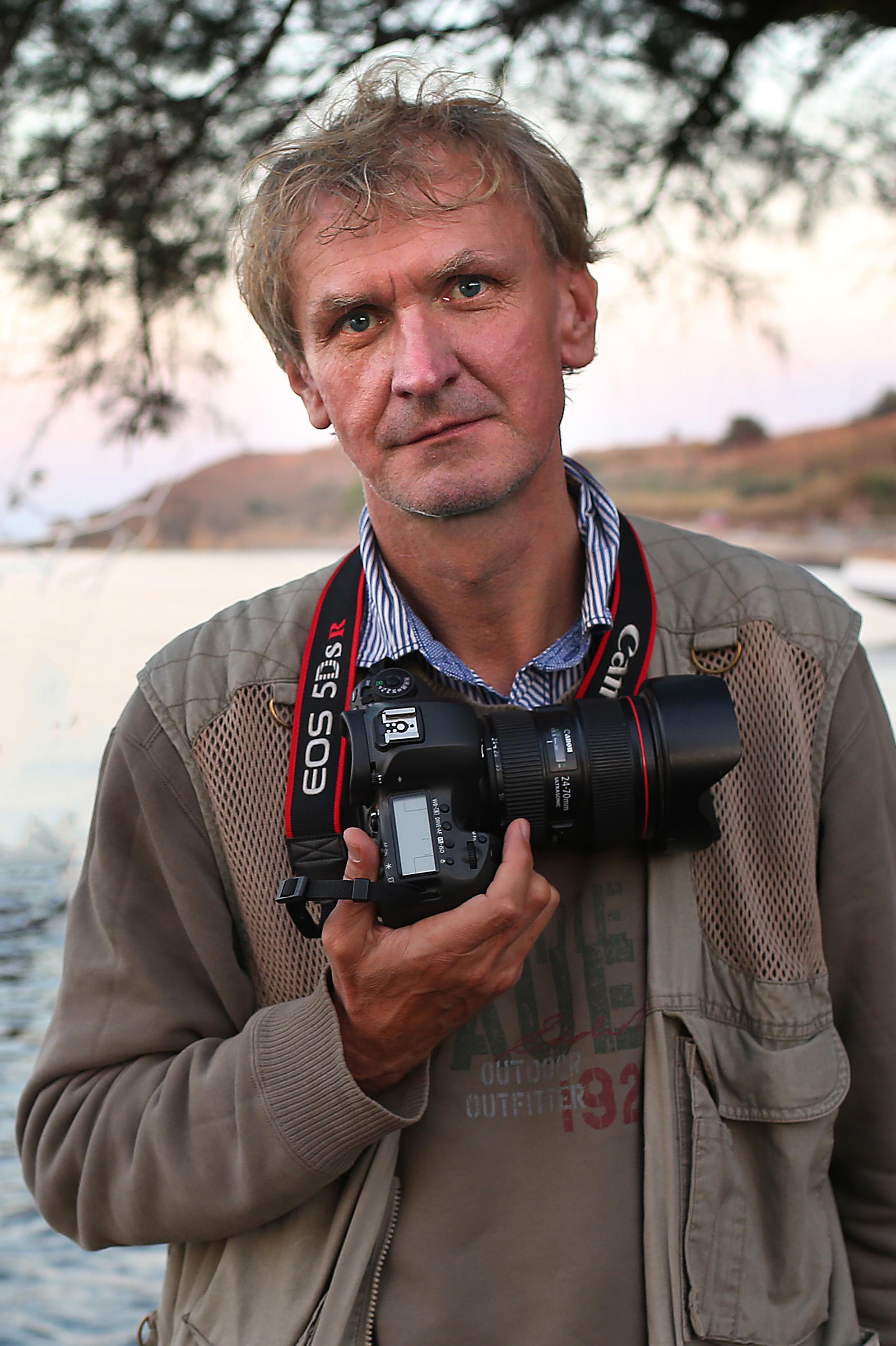 Jan Šibík, foto Daniela Matulova