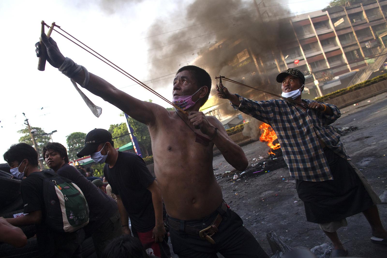 Nepokoje v Bangkoku – Jan Šibík