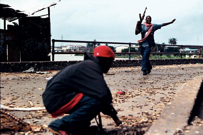 Válka děti, Liberie – Jan Šibík