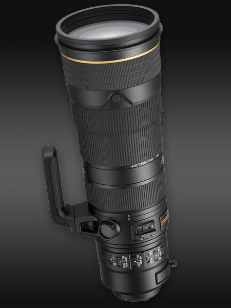 objektiv AF-S NIKKOR 180–400 mm f/4E TC1,4 FL ED VR