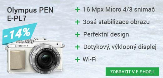 Olympus PEN E-PL7