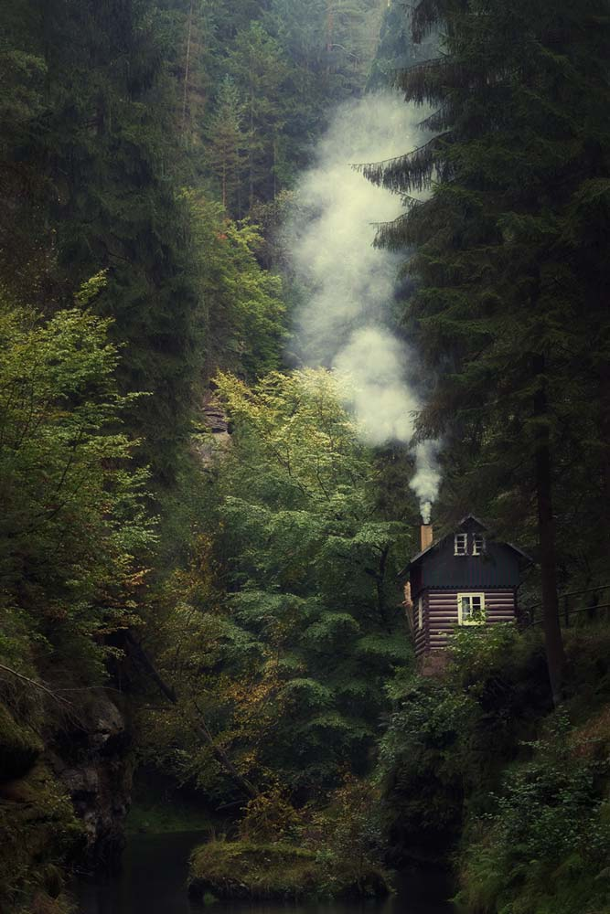 Fotokurzy fotografování krajiny v Českém Švýcarsku