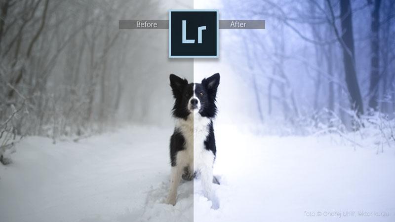 Fotokurz - jak upravovat fotky ve Photoshop Lightroom