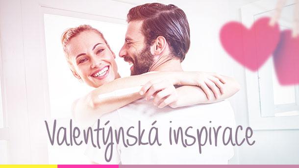 Valentýnská inspirace
