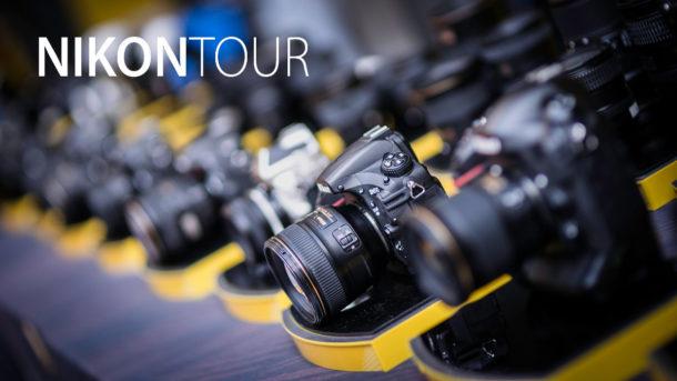 Nikon tour na prodejnách FOTOLAB