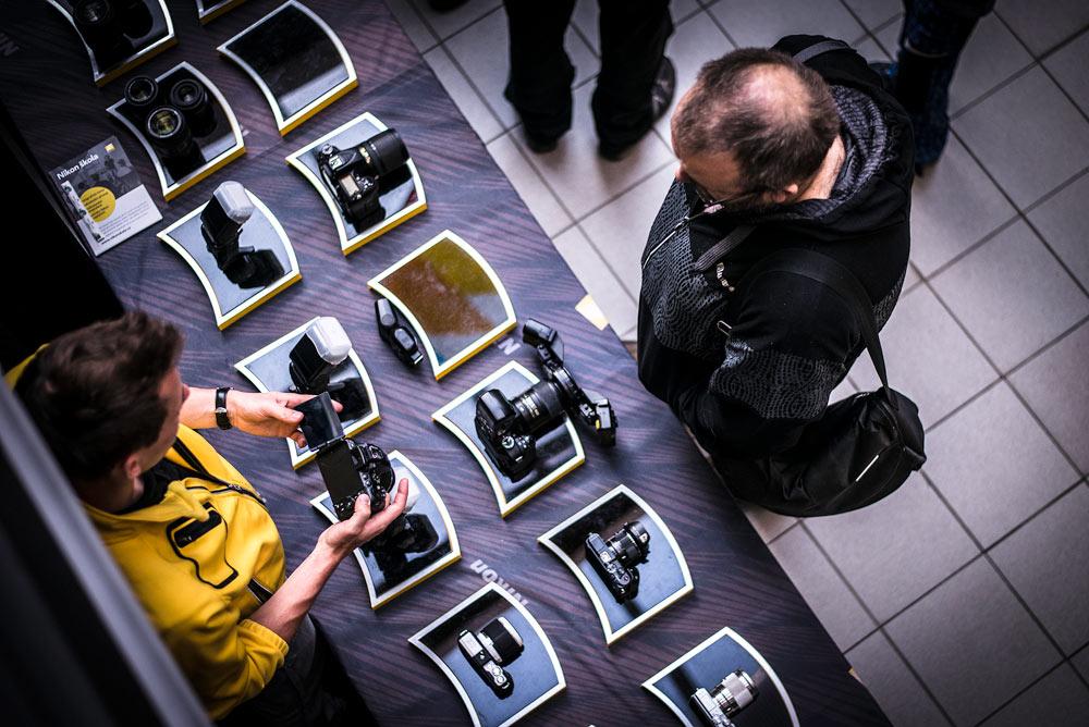 Nikon na prodejnách CEWE FOTOLAB