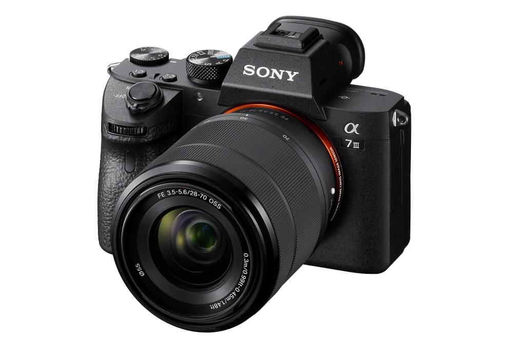 Sony A7 III + 28-70 mm