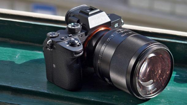 Hodnocení fotoaparátu Sony A7R Mark III
