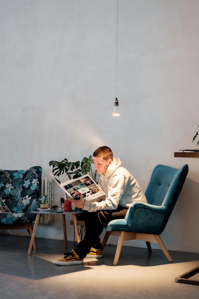 Maxim Habanec projekt Skate of Mind