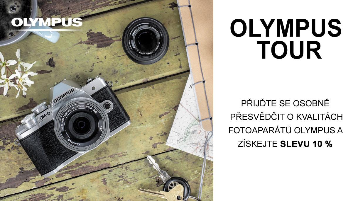 Olympus TOUR FOTOLAB
