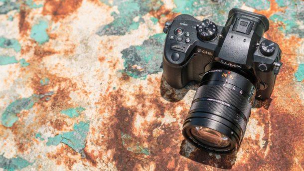 Nový firmware Panasonic lumix gh5, GH5s a Gh9 2018