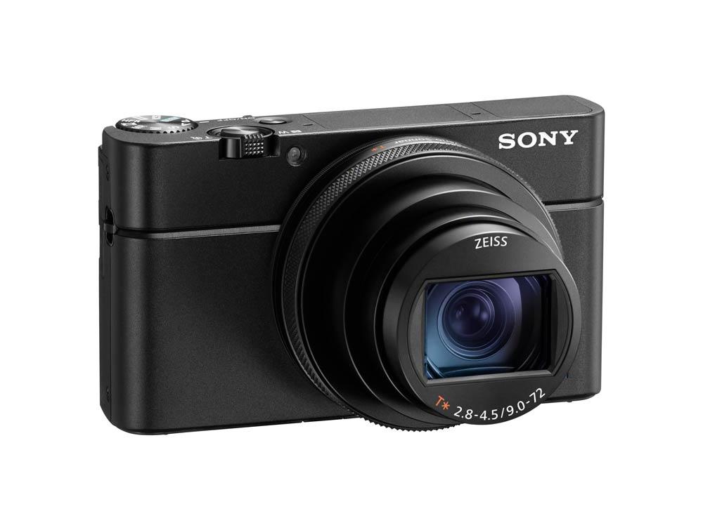 představení Sony RX100 VI
