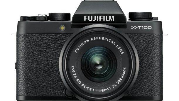 Představení Fujifilm X-T100