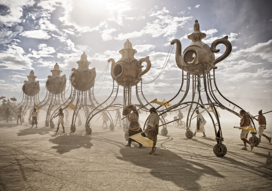 The Burning Man Collection by Marek Musil a FOTOLAB