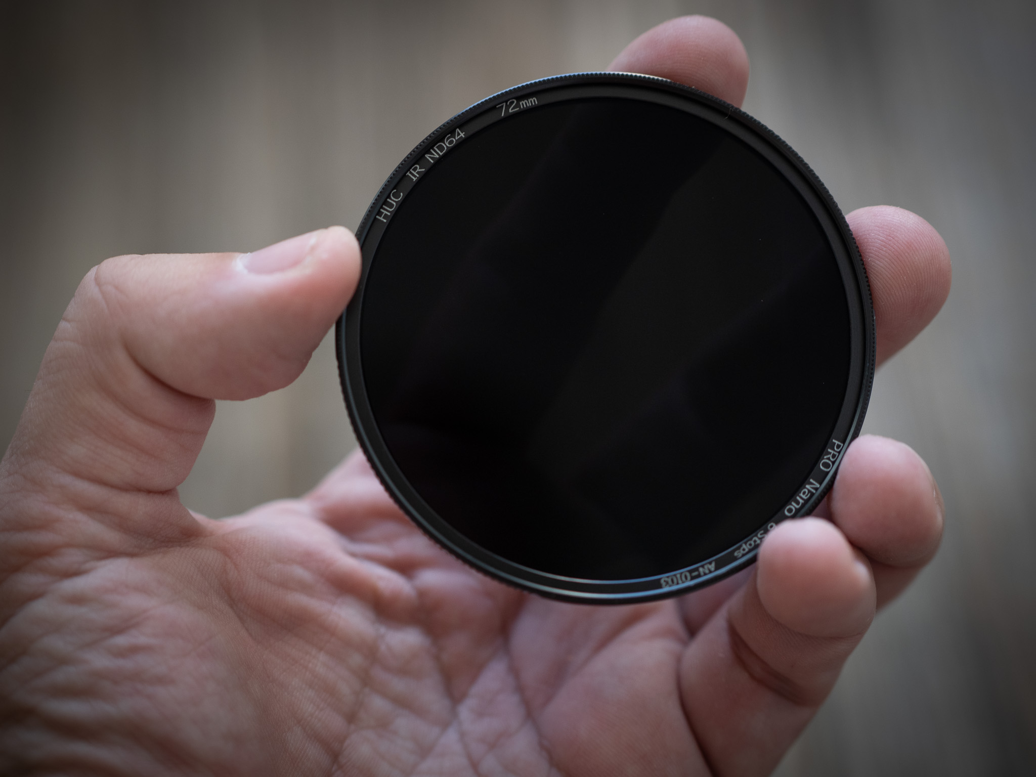 Šedý filtr