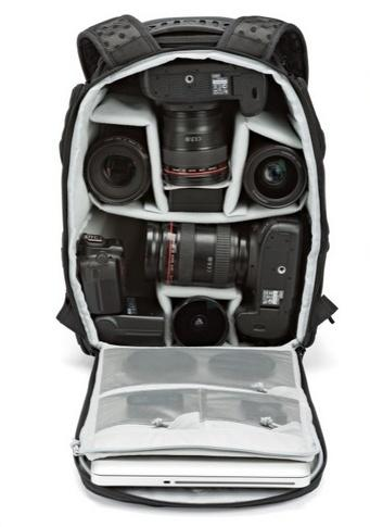 Fotobatoh Lowepro ProTactic 350 AW černý