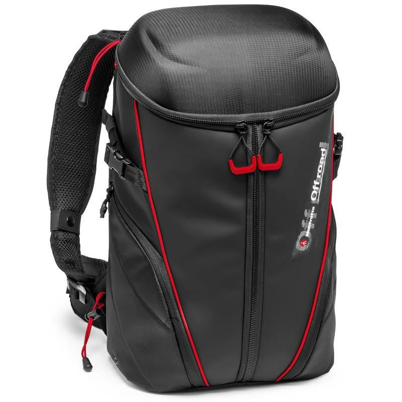 Fotobatoh Manfrotto Off Road Stunt Backpack - černý
