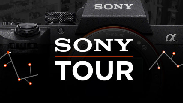 Sony Tour a FOTOLAB