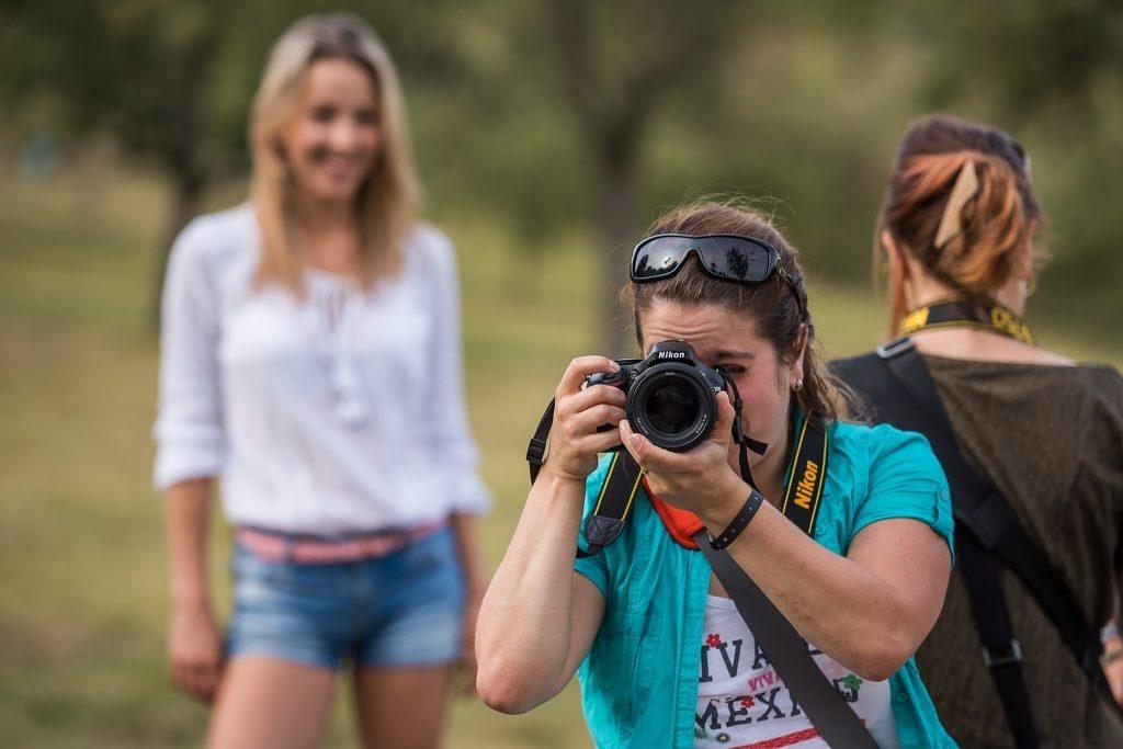 Školení Nikon
