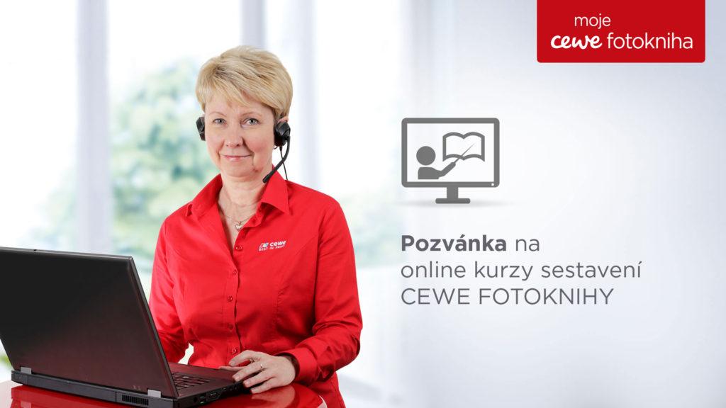 Online kurzy CEWE FOTOKNIHA