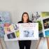 Carla Beaujardová - měsíční vítězka soutěže CEWE Photo Award o ceny za více než 250 000 eur.