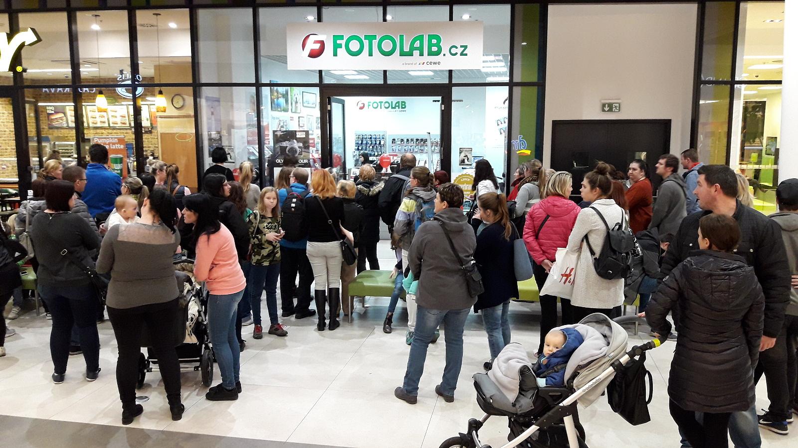 Roadshow Patrície Solaříkové na prodejnách CEWE FOTOLAB bude i letos.