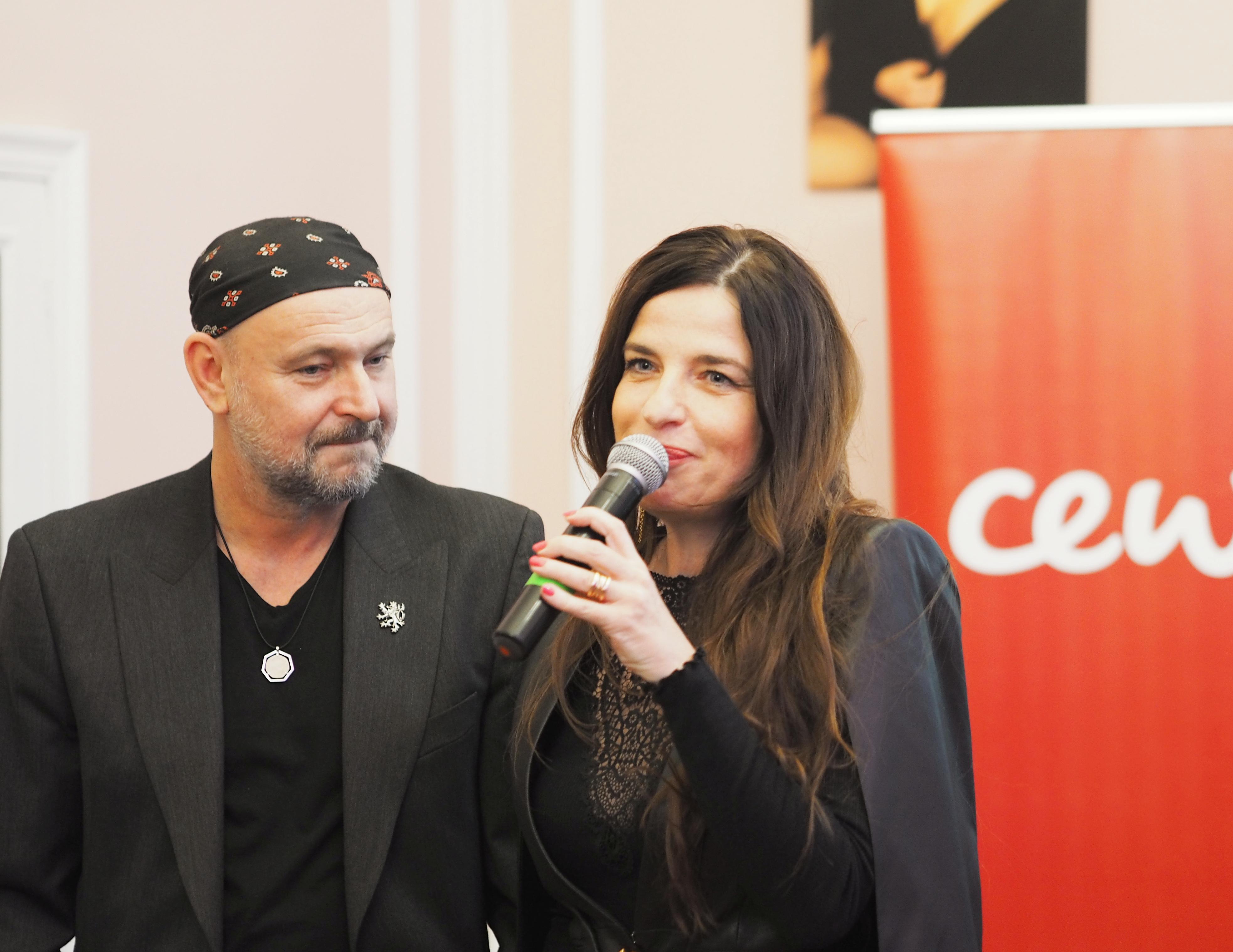 Jakub Ludvík a Míša Jílková