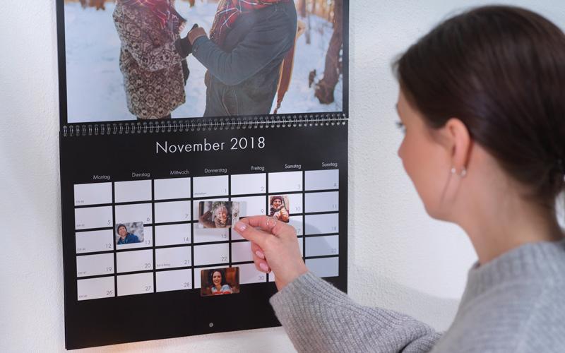 CEWE kalendář