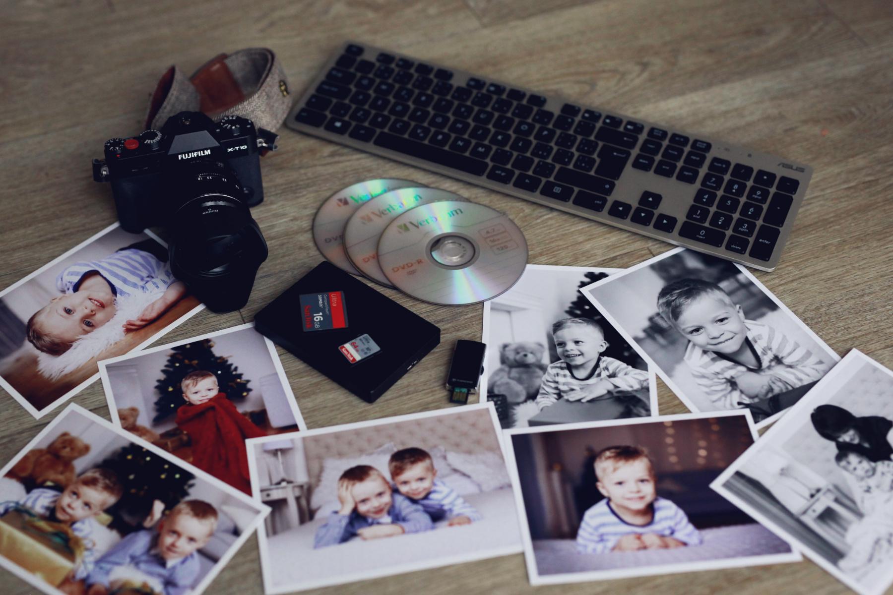 Jak zálohovat fotografie?