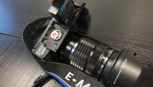 Akumulátor fotoaparátu