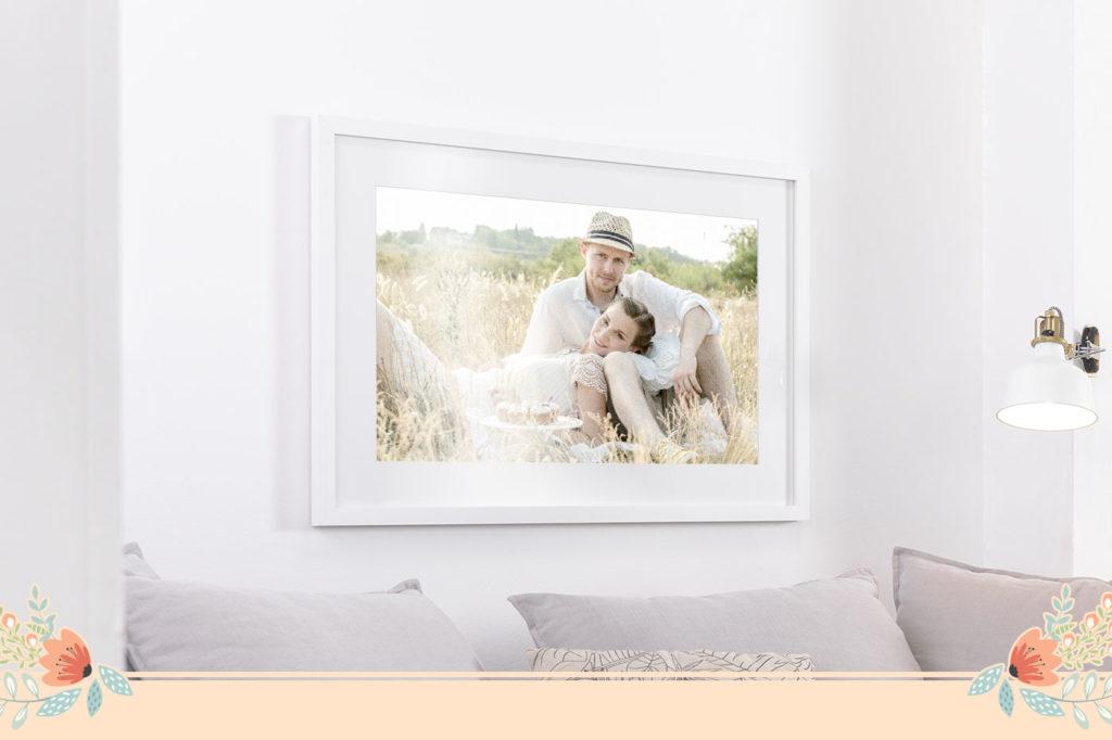 svatební, fotoobraz