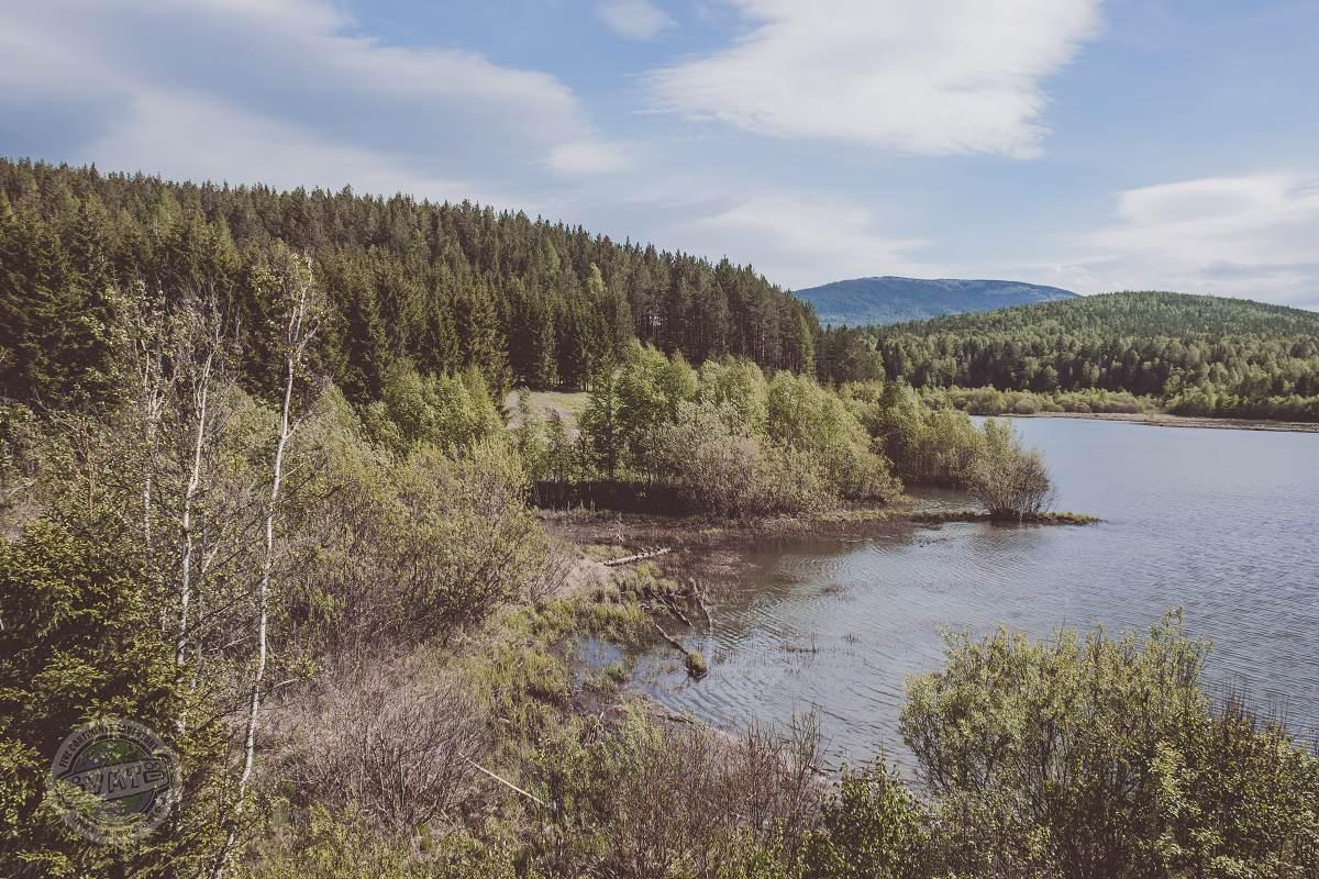 Pohoří Ural.