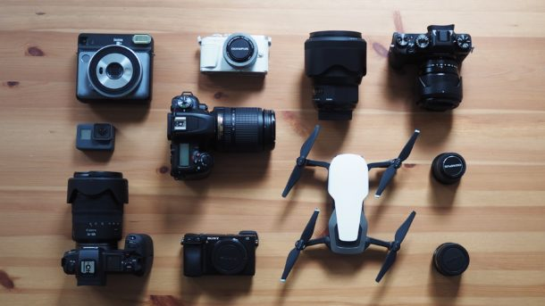 Půjčovna fototechniky FOTOLAB