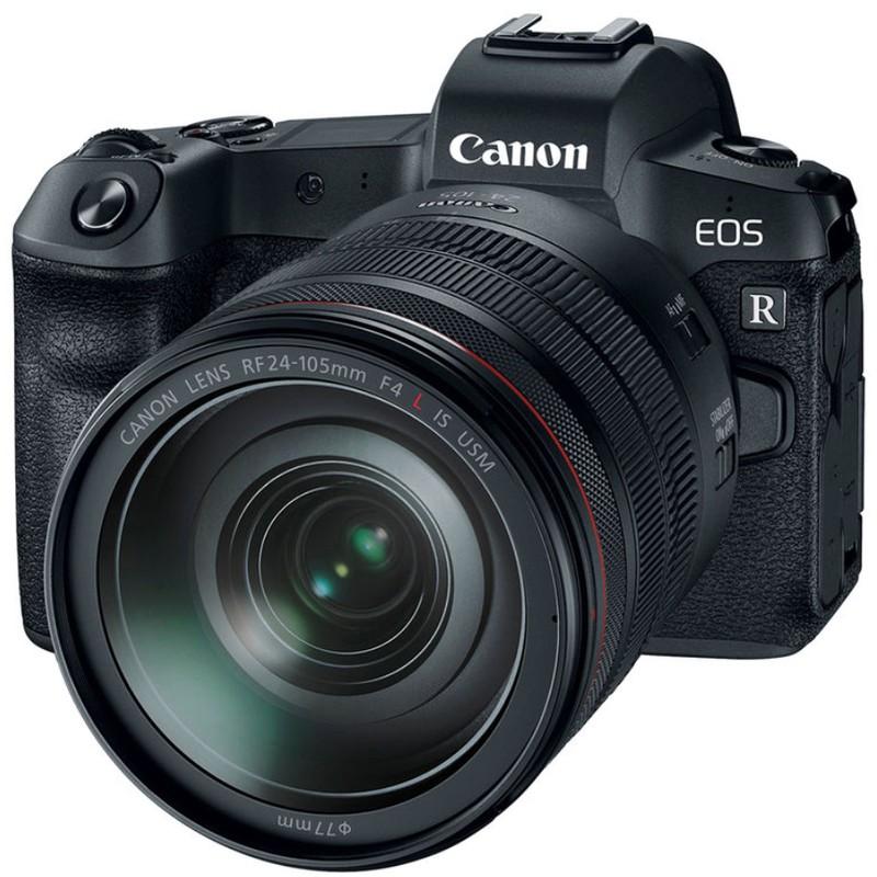 Canon EOS R + 24-105mm f/4