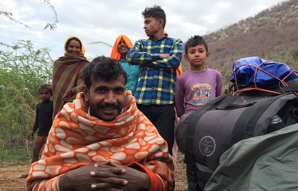 Indie a Nepál na motorce