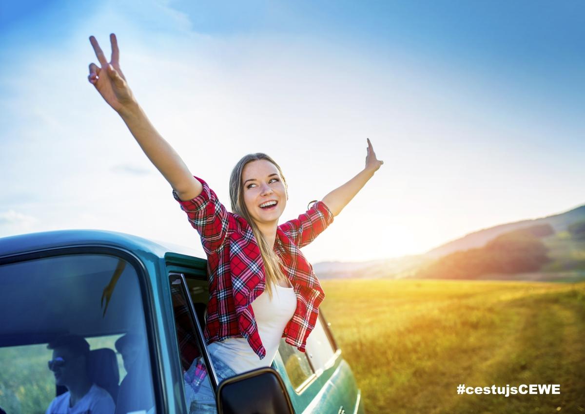 #cestujsCEWE cestování po krásách Česka a Slovenska