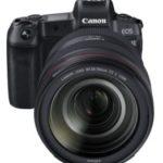 Canon EOS R: hodnocení produktu