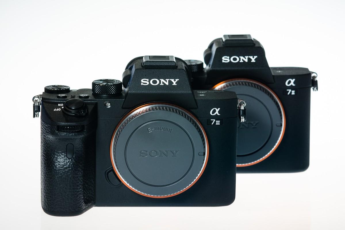 Sony A7II / A7III