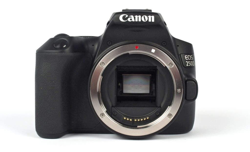 Canon EOS 250D recenze