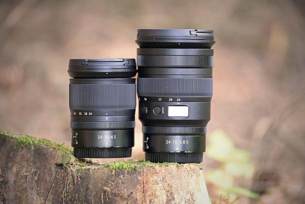 Nikon Z 24-70mm f2.8 S recenze